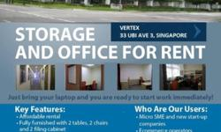 Serviced office room available immediately. From $520
