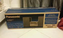Brand new unopened still in box 2 pcs Speakers only