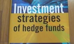 All in mint condition : 1. Hedges on Hedge Funds -