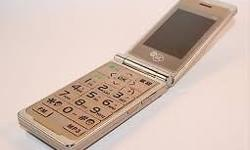 SG iNO CP88 Flip Phone #G for Seniors/Elderly with SOS