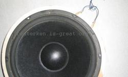Marvelous Sharp 12 Inch Speaker Cone And Tweeter 1 Unit For Sale In Lorong 6 Wiring Digital Resources Indicompassionincorg