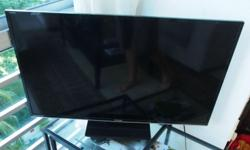 "Sharp Aquos LED 39"" TV Purchased less than 2 years ago"