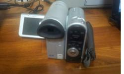 Sharp VL Z3 Camcorder in nice condition but with minor