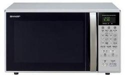 * Sharp Microwave Oven with Grill R898M - New one costs