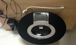 SHARP Ipod / iPhone dock Model DK-CL8P Manufactured to