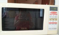 Sharp R-888B Double Grill Convection Microwave Oven