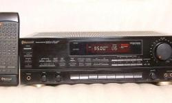 SherWooD Digi Link III RV-5030R 7 Channels AV AmpLiFier