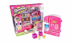 Shopkins So Cool Fridge Playset Age: 5+ Price: 32 SGD