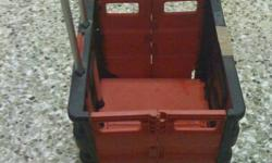 Moving out sale. Shopping trolley , Used, good