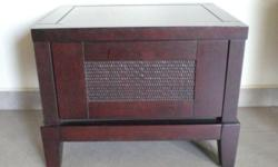 Side Table - Solid Teak Wood - Selling For Only $120 -