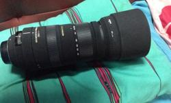 Hi selling this 10/10 condition sigma lens for