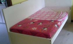 WANTED TO SELL OUR, SINGLE SIZE BED, FOR LOWEST PRICE