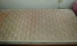 Single Size Foam Mattress Sea Horse Brand. 4 inches