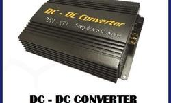 DC-DC Power Converter 24VDC to 12VDC is an electronic