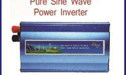 A power inverter, or inverter, is an electronic device