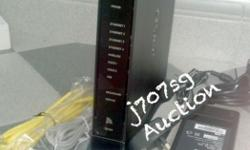 Selling an excellent condition Singtel modem. SingTel