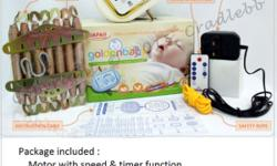 Electronic baby cradle, yaolan motor, 婴����篮� Package