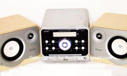 SmaLL CuTe VerserTiLe IciBan DMC32 MiCro Hi Fi SySTeM
