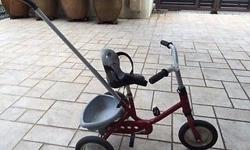 Smoby tricycle Good condition Seat and handle bars are