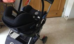 Brand new universal infant car seat stroller from Snap