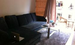 BRAND NEW SOFA. BOUGHT AT $1,300 LAST YEAR MOVING TO