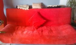 Sofa bed in good condition. Hardly used.