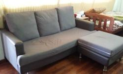 Sofa set with reasonable price( good condition)