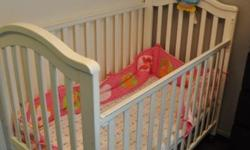 This cot is made from New Zealand Pine Wood with