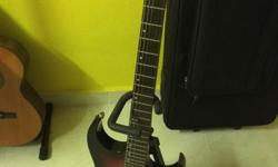 Greg Bennett Electric Guitar (Signature Series) -$100