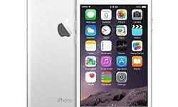 BRAND NEW, iPHONE 6PLUS SILVER 64GB FOR SALE @ $998