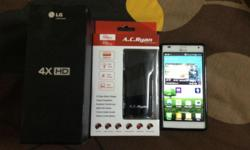 LG-P880 Optimus 4X HD White, 16GB. Very good condition.