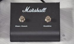 Marshall PEDL-90010 Crunch/Overdrive 2-Button