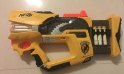 Nerf FireFly Fully Working Includes 13 glow in the dark