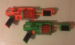 The 2 guns come together as a set $25 for both guns