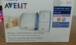 Selling Philips Avent Baby monitor at ONLY $90