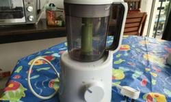 Philips AVENT Combined Steamer & Blender for baby food