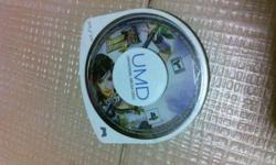 Psp UMD Dynasty Warrior 2 still in working order. No