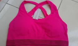 Hi , I have two pcs of vest sports bra , selling at