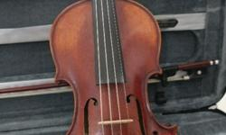 Bought this violin 2.5 years ago and my child is moving