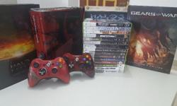 Im selling my xbox360 limited edition gears of war 3