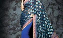 Solitaire Sarees by Saree Vogue - Ethnic Elegance Free