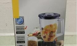 Clearing items.. Sona Electric Blender / Grinder 2 in
