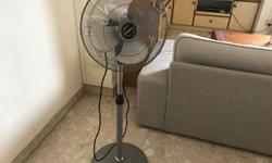 Sona standing fan Very good condition Only used for a