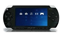 One Sony Black PsP 2006 to let go with charger 4GB mem