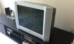Like new condition Sony CRT TV 29 inches. In very