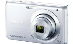Sony Cyber shot W190 Digital Camera with all