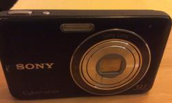 Sony dscw310 camera complete accessories up for grabs