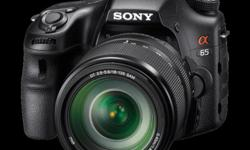 Sony DSLR plus a whole host of accessories for Sale