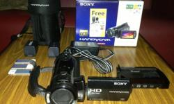 Sony HDR-CX7EK (PAL) AVCHD 6.1MP High Definition Flash