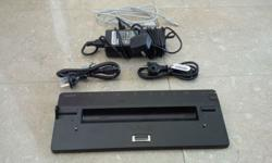 Sony docking station full set of cables